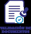 VALIDACION-DOCUMENTOS